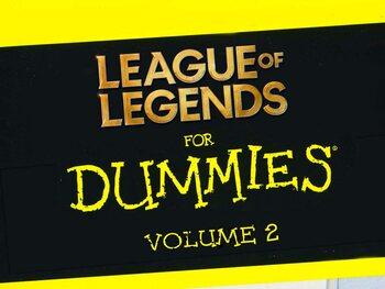 League of Legends voor Dummies – Volume II : fog of war en de jungle