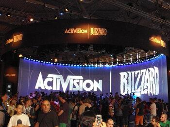 Het zinkend schip van Blizzard Entertainment