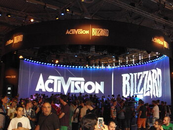 Le navire en perdition de Blizzard Entertainment