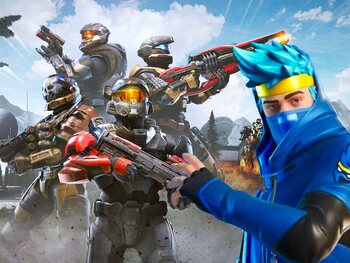 Maakt Ninja zijn comeback op Halo Infinite?