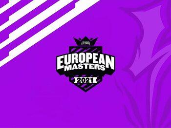 De halve finalisten van de European Masters zijn bekend