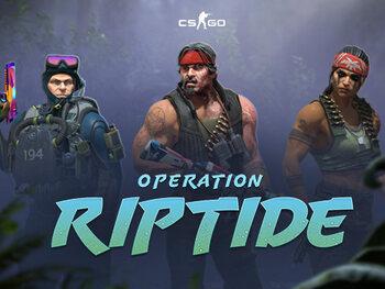 Operation Riptide naar Counter-Strike : Global Offensive