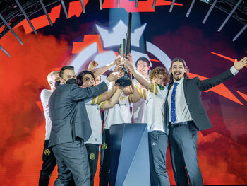 LEC : Les MAD Lions sont champions d'été