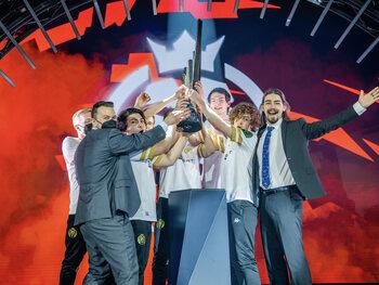 LEC : MAD Lions is zomerkampioen