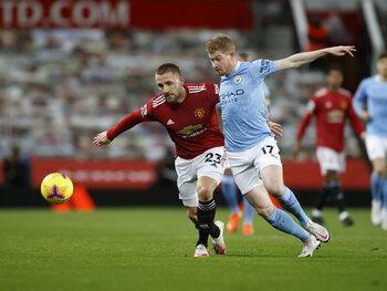 De derby van Manchester is de grote affiche in de halve finales van de League Cup