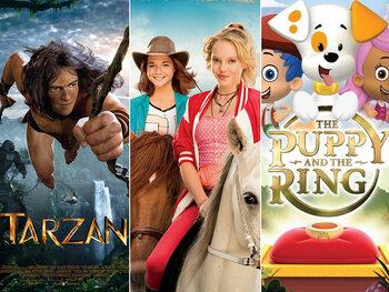 All Kids presenteert … Bibi & Tina, Tarzan én een leuke weekendspecial!
