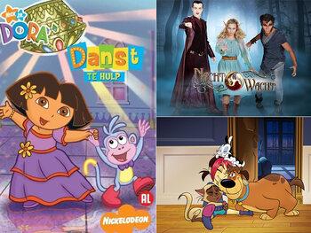 All Kids presenteert … Nachtwacht, Bunnicula en een Dora-weekendspecial