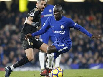 N'Golo Kanté en Riyad Mahrez: twee talenten die strijden om de Champions League-trofee