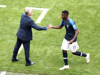 Ousmane Dembélé keert terug bij titelverdediger Frankrijk