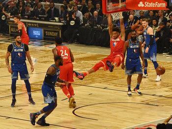 NBA-fans kijken reikhalzend uit naar 70ste All Star Game