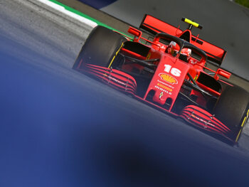 Ferrari moet de rug rechten in Hongarije