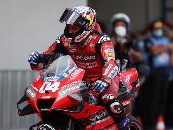 Na de scheiding met Ducati: kan Dovizioso zijn seizoen alsnog glans geven?