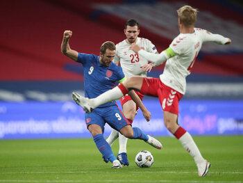 Nations League-remake tussen Engeland en Denemarken voor de tweede halve finale van Euro 2020
