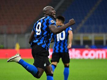 Romelu Lukaku is andermaal de redder van Inter