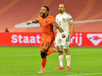 À l'Euro, les Pays-Bas compteront plus que jamais sur leur star Memphis Depay
