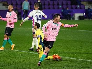 C'est prouvé : le FC Barcelone dépend plus que jamais de Messi