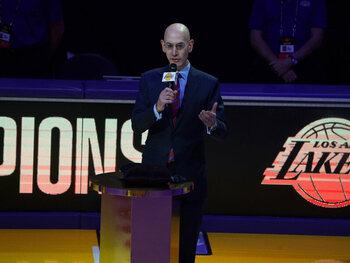 Blijft het play-intoernooi in de NBA?