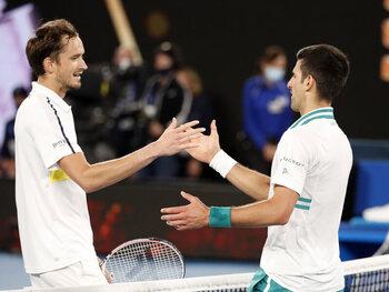 Djokovic-Medvedev, geschiedenis schrijven of primeur maken in de US Open finale?