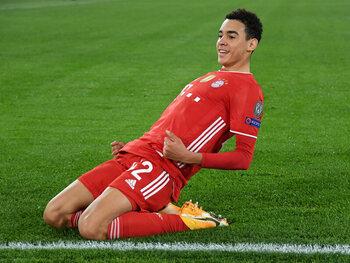 Jamal Musiala, de nieuwe goudklomp van Bayern München