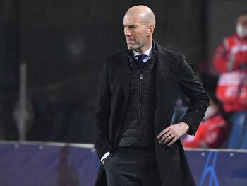 Beleeft Zidane zijn laatste Europese campagne als coach van Real?