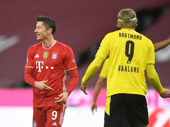 Haaland succédera-t-il à Lewandowski au Bayern Munich ?