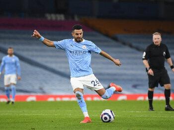 Mahrez espère emmener Manchester City dans le dernier carré de la Ligue des champions