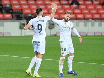 Promovendus Huesca zorgt voor kleur in La Liga op bijzondere wijze!