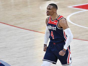 Russell Westbrook: een NBA-recordjager die voor eigen succes gaat