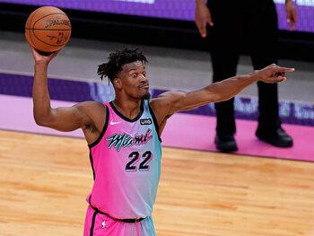 Jimmy Butler: eens een enfant-terrible, nu indrukwekkende kapitein bij Miami Heat