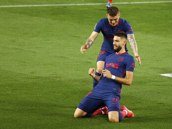 """Yannick Carrasco """"onmisbaar"""" bij Atlético Madrid volgens de Spaanse pers"""