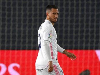 Kan Eden Hazard zijn seizoen nog redden bij Real Madrid?