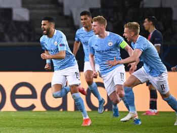 Incontestable leader, De Bruyne débloque encore la situation pour Manchester City en Ligue des Champions