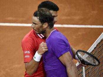 Nadal-Djokovic: nu al een duel voor de geschiedenisboeken