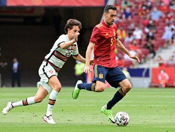 Par qui l'Espagne remplacera-t-elle Sergio Busquets contre la Suède?