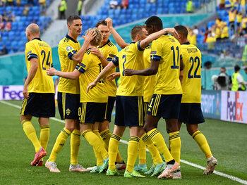 La Suède et l'Ukraine s'affrontent pour une place inattendue en quart de finale