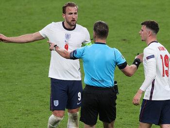 Werd Engeland teveel bevooroordeeld tijdens het Europees kampioenschap voetbal?