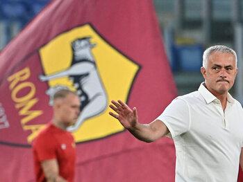Mourinho staat met AS Roma voor een kolossale uitdaging