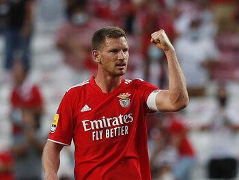 Jan Vertonghen, de patron van Benfica die Barça moet afstoppen