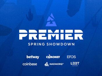G2 Esports et Gambit s'imposent lors du BLAST Spring Showdown