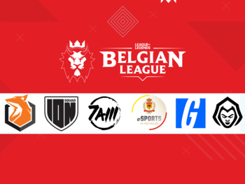 De definitieve teams voor de Belgian League zijn gekend