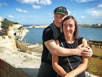 Akkerboer Gerard wint de hoofdprijs in Boer zkt Vrouw: hij vormt een koppel met Marijke