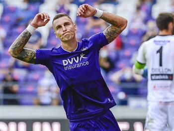 La renaissance du paria Ognjen Vranjes à Anderlecht