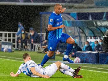 Een gewond AA Gent blijft geloven in kwalificatie tegen Dynamo Kiev