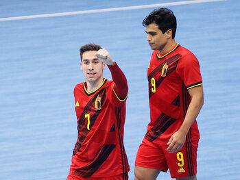 Futsal-Rode Duivels moeten hun vel opnieuw duur verkopen tegen Italië
