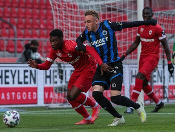 L'attaque du Club de Bruges doit se reprendre face à l'Antwerp