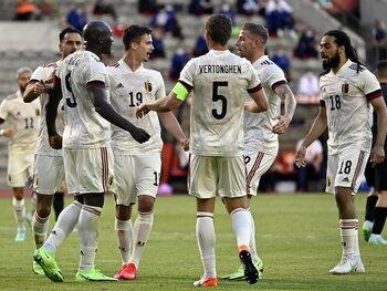 Welk basiself gaat Roberto Martinez opstellen tegen Rusland?