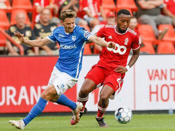 Samuel Bastien etaleert zijn immense talent bij de start van de Jupiler Pro League