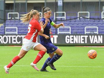 Standard Fémina wil als eerste Anderlecht ten val brengen