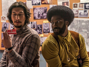 """BlackkklansMan"" de Spike Lee dans le Movies & Series"