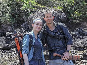 Bear Grylls keert terug met een nieuw seizoen Running Wild op National Geographic